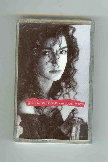 Gloria Estefan - Cuts Both Ways (1989) CASSETTE