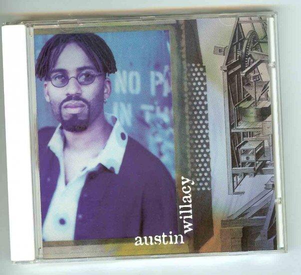 Austin Willacy - Rock - CD