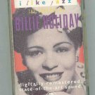 Billie Holiday - I Like Jazz  1991 CASSETTE