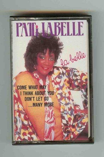 Patti LaBell - la belle  1981  CASSETTE