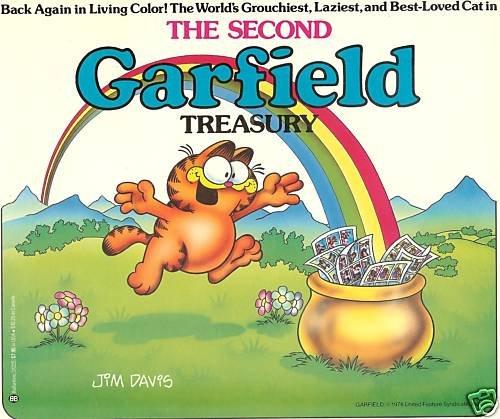Second Garfield Treasury - 1978