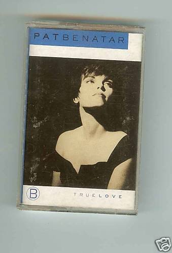 True Love [Single] - Benatar, Pat (Cassette 1991)