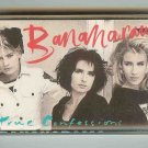Bananarama - True Confessions - 1986 - CASSETTE