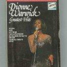 Dionne Warwick - Greatest Hits  (CASSETTE)