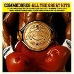 All the Great Hits by Commodores (The) (Cassette, Ma...