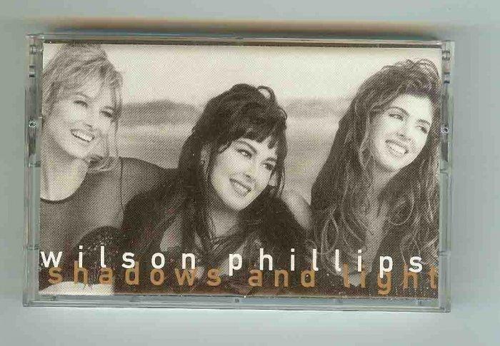 Wilson Phillips - Shadows and Light - CASSETTE