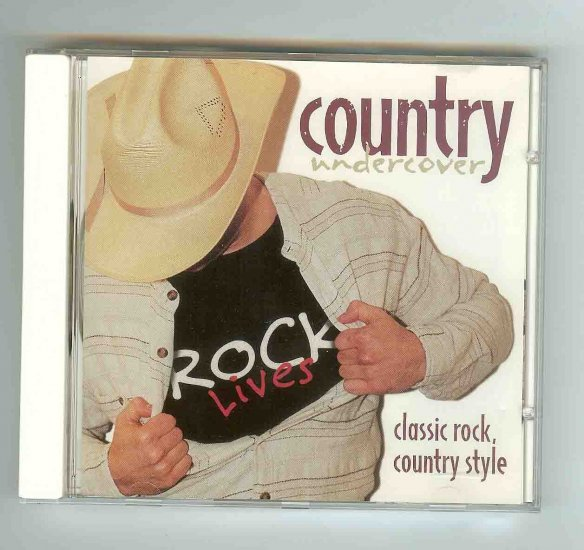 Country Undercover - Rock Country Style - 1998  CD