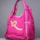 SOFT AND SWEET R LOGO TOTE