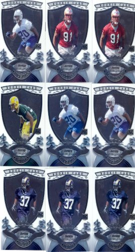 2007 BOWMAN STERLING RC PRESCOTT BURGESS