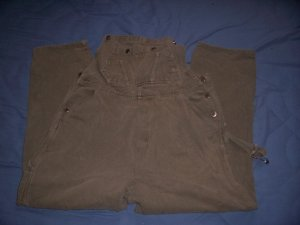 Route 66 Size Large Overalls