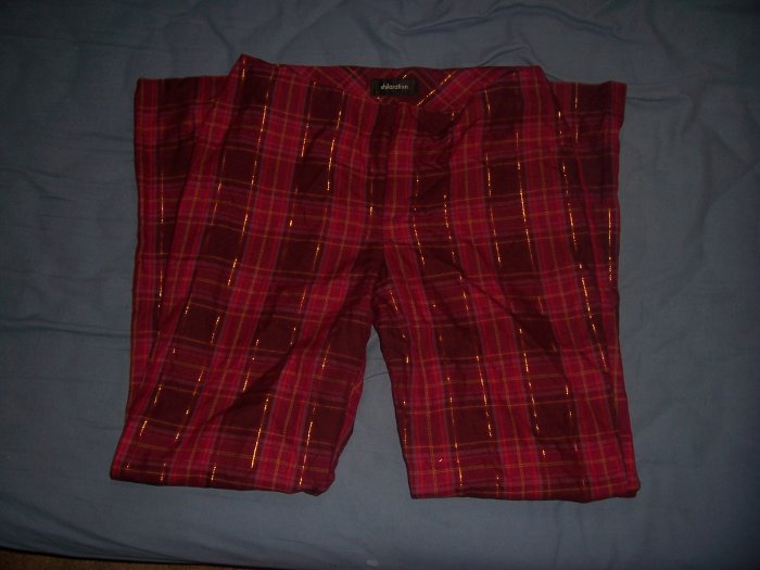 Xhilaration Size 9 Dress Pants