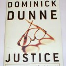 JUSTICE Dominick Dunne 2001 PB