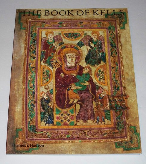 THE BOOK OF KELLS Bernard Meehan 1999 SC