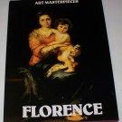 ART MASTERPIECES OF Florence 1979 HC DJ