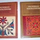 Encyclopedia of Victorian Needlework Caulfeild Vol I A-L & Vol II M-Z 1972 SC