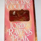 LORD OF RAVENS PEAK Catherine Coulter 1994 PB