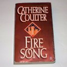 FIRE SONG Catherine Coulter 1990 PB