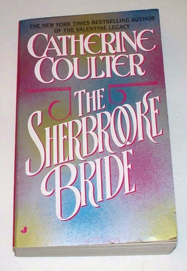 THE SHERBROOKE BRIDE Catherine Coulter 1992 PB