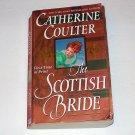THE SCOTTISH BRIDE Catherine Coulter 2001 PB