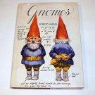 GNOMES 1977 Will Huygen HC DJ