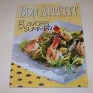 BON APPETIT June 2001 Flavors of Summer