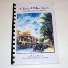 A TASTE OF PALM BEACH COOKBOOK 1996 1ST ED VOL 1