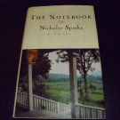 THE NOTEBOOK Nicholas Sparks 1st Ed 1st Print HC DJ