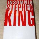 Insomnia by Stephen King HCDJ 1st/1st