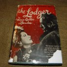 The Lodger Marie Belloc Lowndes 1944 HC Dj 1st/3rd