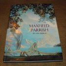Maxfield  Parrish By Coy Ludwig + 64 Color Illustrations 1st ED/ 2nd Print