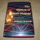 THE ORDEAL OF GILBERT PINFOLD Evelyn Waugh 1957 Hardcover 1st ED Dj
