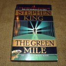THE GREEN MILE * Stephen King 1stEd/1stPr w/SLIP CASE