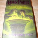 HARRY POTTER AND THE HALF-BLOOD PRINCE HC DJ 1st /1st