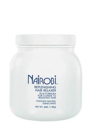 Replenishing Hair Relaxer Plus - 64oz