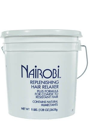 Replenishing Hair Relaxer Plus - 8lbs