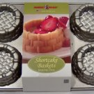 Shortcake  Basket Cake Pan