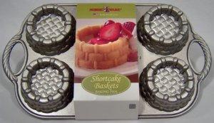 Shortcake  Basket Cake Pan