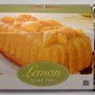 Lemon  Loaf Cake Pan