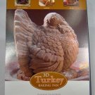 Turkey 3D Cake Pan