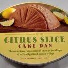 Lemon Cake Pan Cast Cake Mold