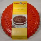 Crème-Filled Wafer Cake Pan Formed Cake Mold