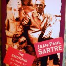 Jean Paul Sartre-The Emotions- Outline Of A Theory