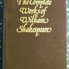 THE COMPLETE WORKS OF WILLIAM SHAKESPEARE- LRG HC