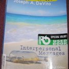 Interpersonal Messages by DeVito Third Edition