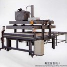mattress compressing packing machine