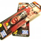 2 Packs Fake Vampire Blood Cosplay Makeup Theatrical Grade Halloween Goth Roleplay