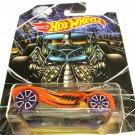 Hot Wheels 2015 Orange Halloween Pumpkin 16 Angels Limited Edition Diecast Car Toy