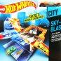 Hot Wheels Sky Base Blast Space Station City Track System Expansion Playset NIB