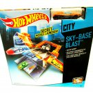 Hot Wheels Sky Base Blast Space Station City Track System Expansion Playset NIB