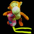 Disney Baby Pooh Bear Pals Tigger Plush Toy Hanging Crib Rattle Cuddle Buddy